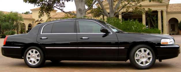 Boston Airport Town Car Service for Transportation