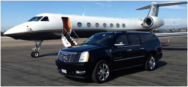 Your flight schedule and limo service to Logan airport